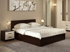 Кровать двуспальная Ронда