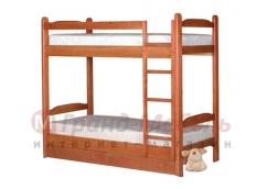 Двухъярусная кровать Антошка