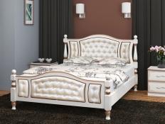 Кровать деревянная Жасмин