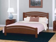 Кровать из дерева Камелия-3