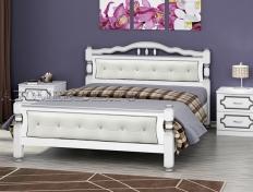 Кровать двуспальная Карина 11