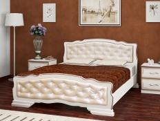 Кровать двуспальная Карина-10