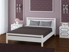 Кровать деревянная Вероника-1