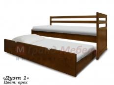 Детская кровать Дуэт-1