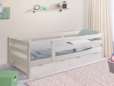 Кровать Норка, массив