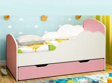 """Кровать детская """"Облака №1"""""""
