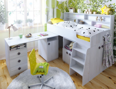 Кровать-чердак Малыш-5