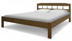 """Кровать """"Бюджет-2"""" массив сосны"""