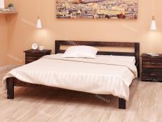 Кровать из массива Комфорт Усиленная